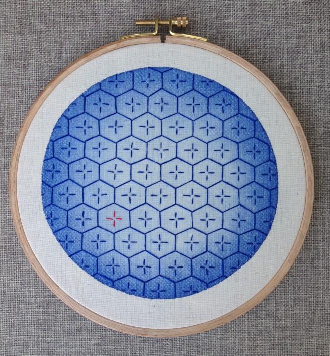 sashiko bleu 1
